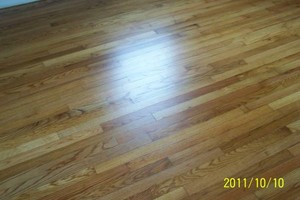 Photo #14: REFINISHING HARDWOOD FLOORS