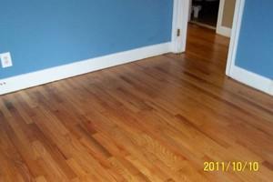 Photo #13: REFINISHING HARDWOOD FLOORS