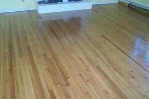 Photo #8: REFINISHING HARDWOOD FLOORS