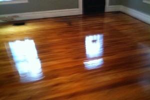 Photo #4: REFINISHING HARDWOOD FLOORS