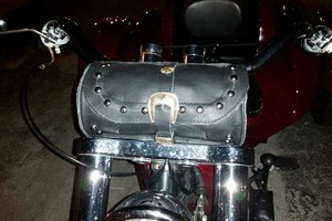Photo #2: Custom Motorcycle Seats and Saddle Bags