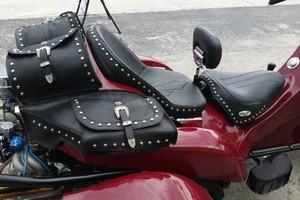 Photo #5: Custom Motorcycle Seats and Saddle Bags
