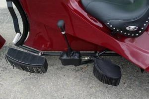 Photo #10: Custom Motorcycle Seats and Saddle Bags