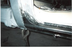 Photo #2: Cab Corners & Rocker panels REPAIRED