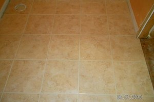 Photo #3: CARPET and FLOORING INSTALLER