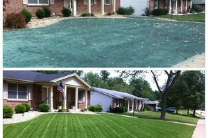 Photo #1: Hydroseeding - Fertilizing - Weed Control