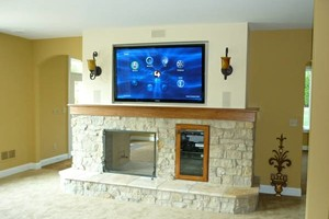 Photo #1: Professional TV and Home Theater Installation