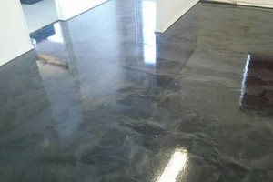 Photo #2: Central Epoxy Flooring. Beautiful flooring for your needs