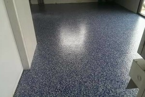 Photo #3: Central Epoxy Flooring. Beautiful flooring for your needs