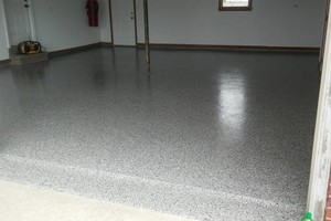 Photo #5: Central Epoxy Flooring. Beautiful flooring for your needs