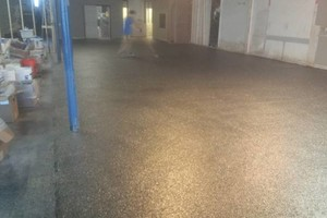 Photo #6: Central Epoxy Flooring. Beautiful flooring for your needs