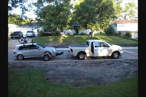 Photo #2: Car Dolly and Truck