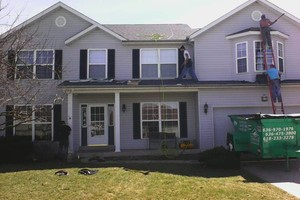 Photo #2: Insured roofing crew for Hire. $55 per square!