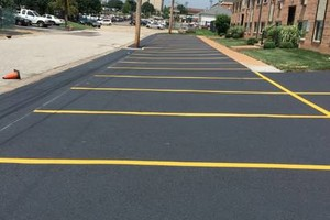 Photo #2: Royal Construction and Pavement. Asphalt and Sealcoating
