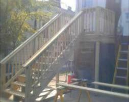 Photo #1: Carpenter/ Rehaber (full rehabs, flooring, doors)