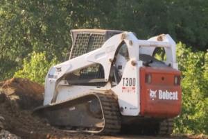 Photo #5: BOBCAT Skid Steer Grading Service