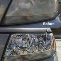 Photo #1: Got poor visibility & foggy headlights? Get a headlight restoration !