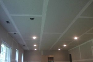 Photo #10: Drywall Kings. Hanging And Or Taping