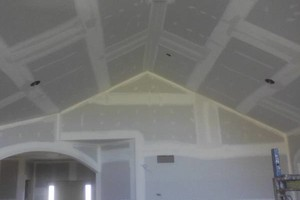 Photo #1: Drywall Kings. Hanging And Or Taping