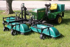 Photo #2: WEED AND FEED LAWNS - $155.00 an acre