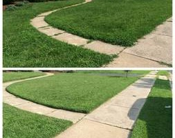 Photo #1: Shannas m+g lawn care and land scape