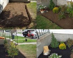 Photo #6: Shannas m+g lawn care and land scape