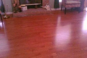Photo #2: HARDWOOD FLOORING INSTALLATION, SANDING & FINISHING