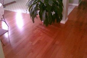 Photo #4: HARDWOOD FLOORING INSTALLATION, SANDING & FINISHING