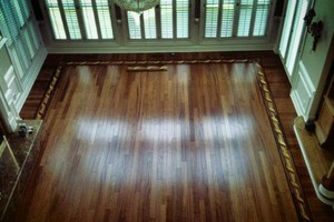 Photo #6: HARDWOOD FLOORING INSTALLATION, SANDING & FINISHING