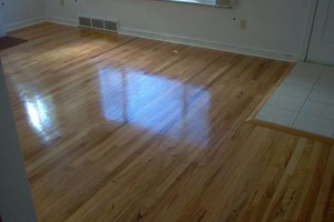 Photo #9: HARDWOOD FLOORING INSTALLATION, SANDING & FINISHING