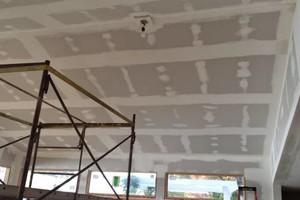 Photo #1: JBenton paint. Professional Drywall