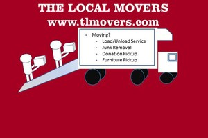 Photo #1: The Local Movers - Moving + Junk Removal
