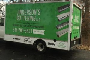 Photo #1: Jinkerson guttering - Seamless gutters