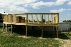 Photo #2: Fences and Decks