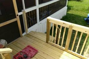 Photo #3: Fences and Decks