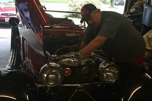 Photo #1: GEORGES FAST and FRIENDLY AUTO repair