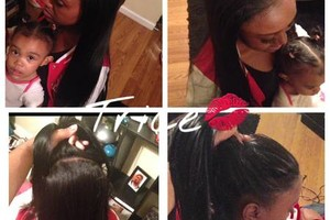Photo #1: Natural looking sew-in's, Vixen Sew in's CHEAP starting at $80