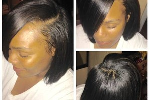 Photo #3: Natural looking sew-in's, Vixen Sew in's CHEAP starting at $80