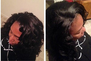Photo #12: Natural looking sew-in's, Vixen Sew in's CHEAP starting at $80