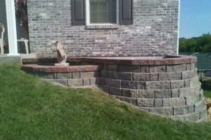 Photo #1: This Is What We Do - Hardscape and Landscape