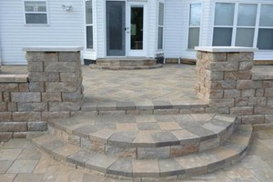 Photo #4: This Is What We Do - Hardscape and Landscape