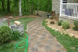 Photo #11: This Is What We Do - Hardscape and Landscape