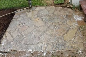 Photo #18: This Is What We Do - Hardscape and Landscape