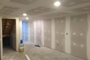 Photo #2: Drywall Finisher available Soon