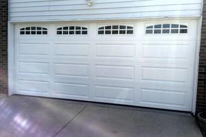 Photo #4: Garage Door Spring Broke? No problem - cheap fix!