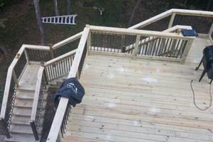Photo #5: Custom Decks & Repairs LLC. WITH PICTURES! Deck Builder