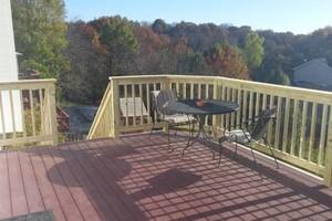 Photo #6: Custom Decks & Repairs LLC. WITH PICTURES! Deck Builder