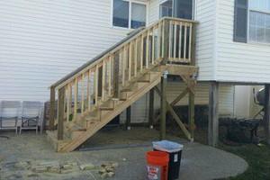 Photo #10: Custom Decks & Repairs LLC. WITH PICTURES! Deck Builder