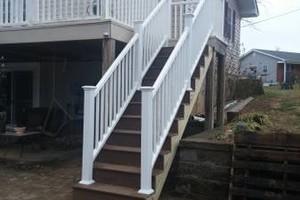 Photo #11: Custom Decks & Repairs LLC. WITH PICTURES! Deck Builder