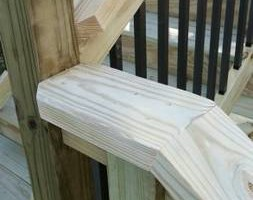 Photo #14: Custom Decks & Repairs LLC. WITH PICTURES! Deck Builder
